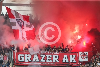 GAK vs. Sturm Graz Amateure